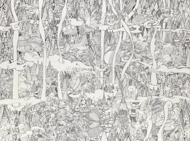 轉生湖 –許唐瑋個展 A Pattern of Reincarnation-Tang-Wei Hsu Solo Exhibition